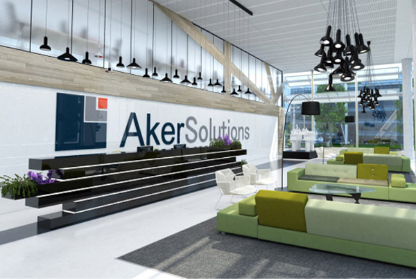 Aker Solutions – Chiswick Park, West London