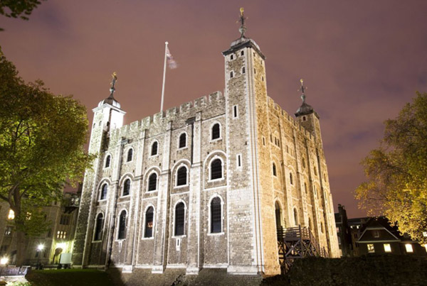 The Jewel House, Tower of London, London